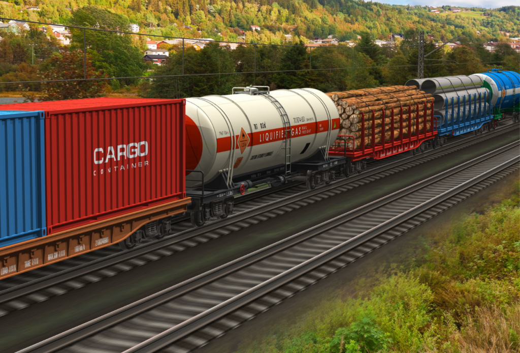 Intermodal Transportation Containers